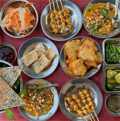 Phan Thiet delicacy is famous for tourists from near and far