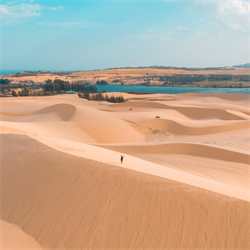 Explore Sand Dunes - An Interesting Experience When Traveling Phan Thiet